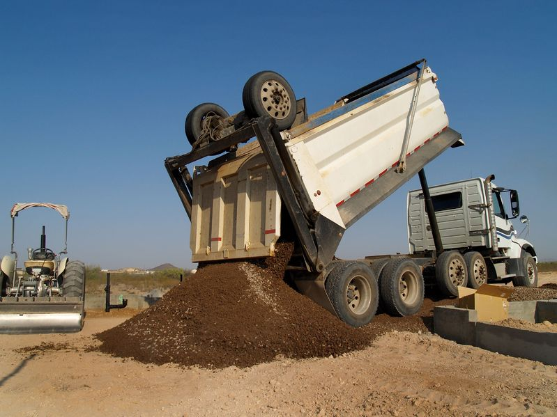 Los Angeles, San Diego, San Jose, San Francisco, Fresno, CA. Dump Truck Insurance