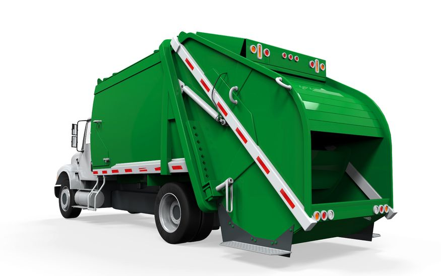 Los Angeles, San Diego, San Jose, San Francisco, Fresno, CA. Garbage Truck Insurance