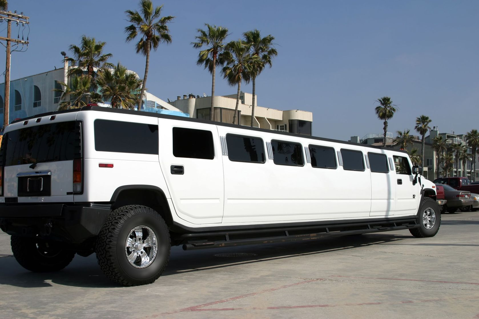 Los Angeles, San Diego, San Jose, San Francisco, Fresno, CA. Limousine Insurance