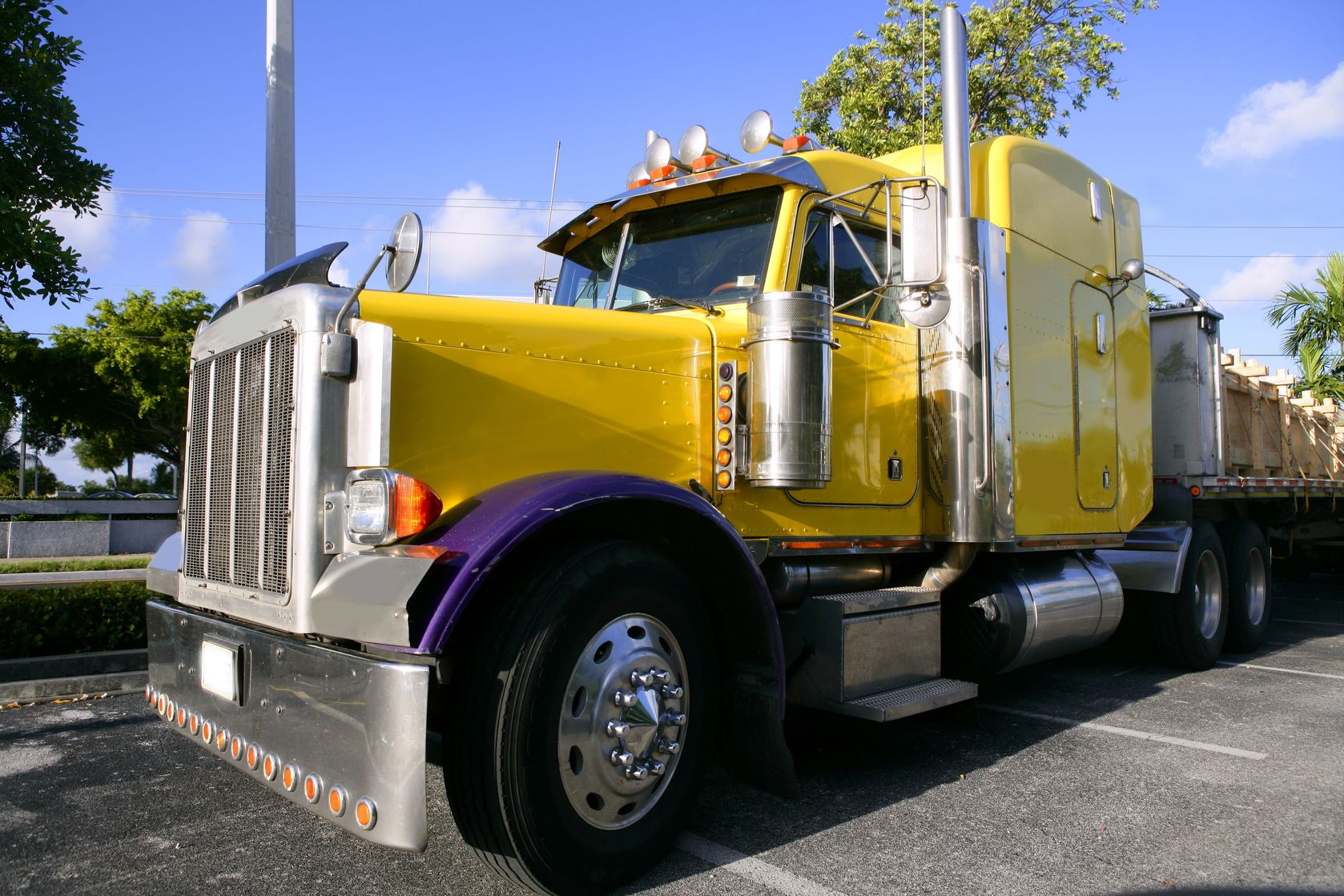 Los Angeles, San Diego, San Jose, San Francisco, Fresno, CA. Flatbed Truck Insurance